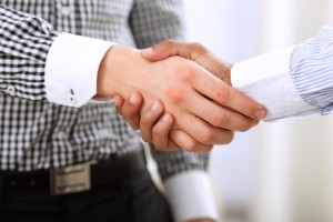 Decision-makers want to trust service providers